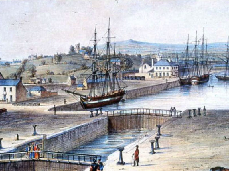 Old Town Dock Newport